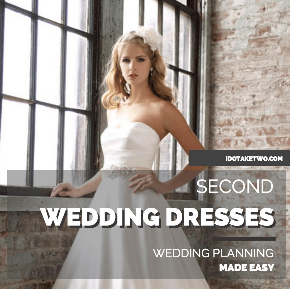 ... Second Wedding Dress