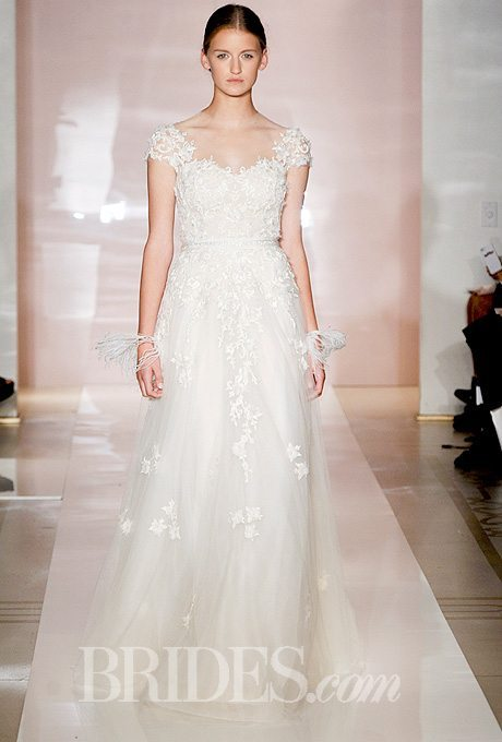 Whimsical, Romantic Gowns for Older Brides