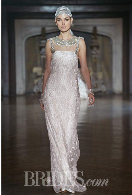 Sparkly Wedding Gowns