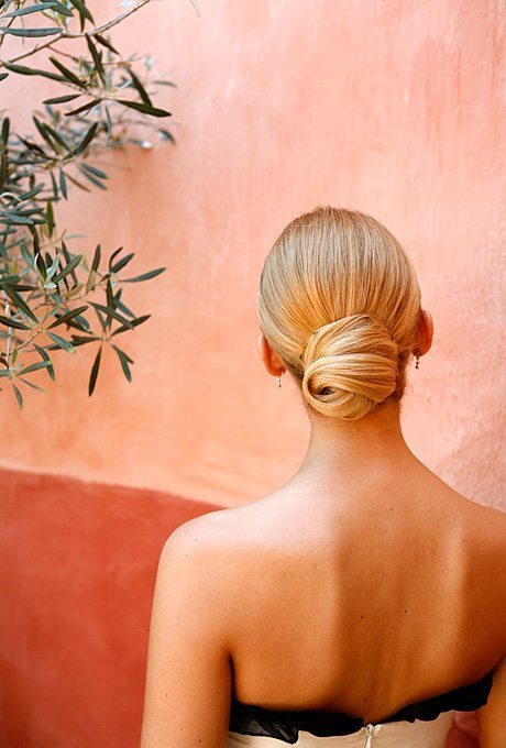 Traditional Wedding Hairstyles