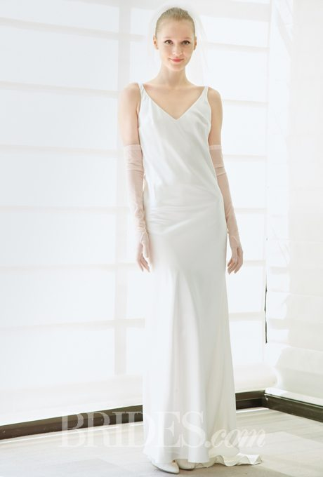 Simple Wedding Gowns