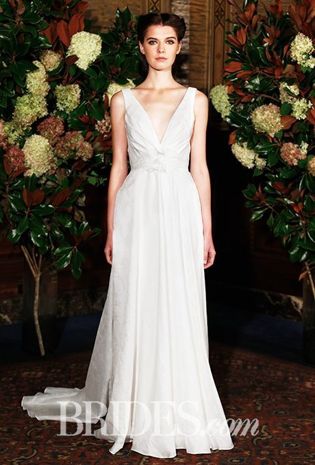 I Do Take Two Daring V Neck Wedding Gowns For Your Second