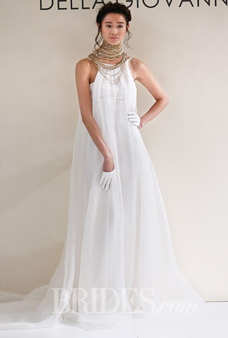 Grecian Wedding Gowns