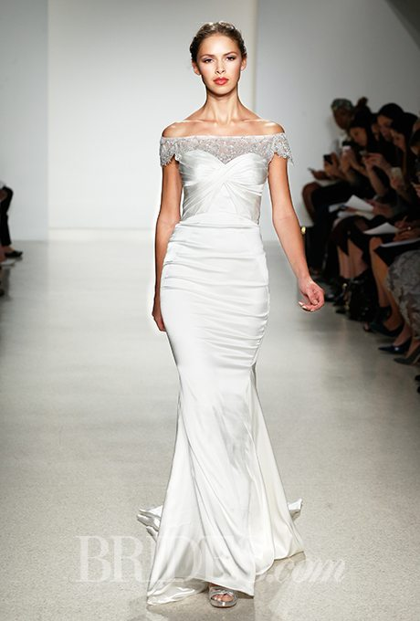 Red Carpet Wedding Dresses