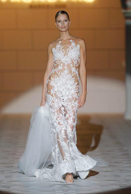 Artistic Amp Unique Wedding Gowns For The Alternative Bride