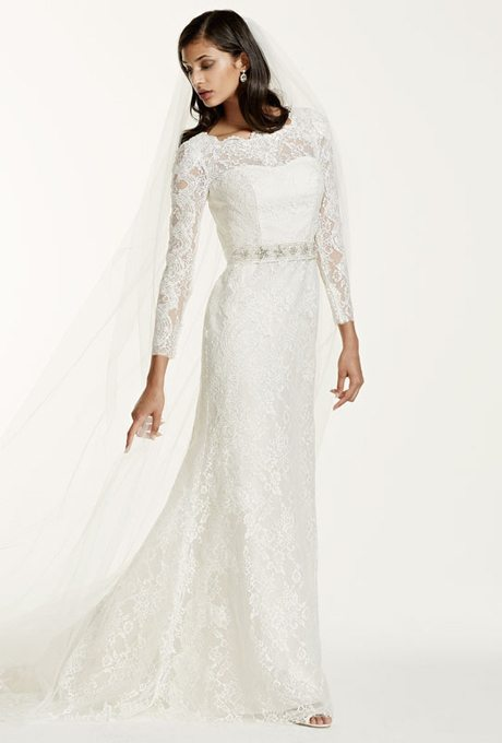 Wedding Dresses For 50 Year Olds: Classic Wedding Gowns For The Over-50 Bride