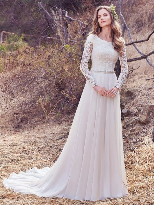 darcy marie by maggie sottero wedding gown