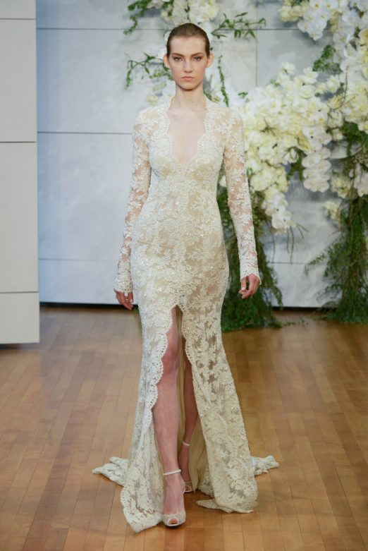 faith by monique lhuillier wedding gown