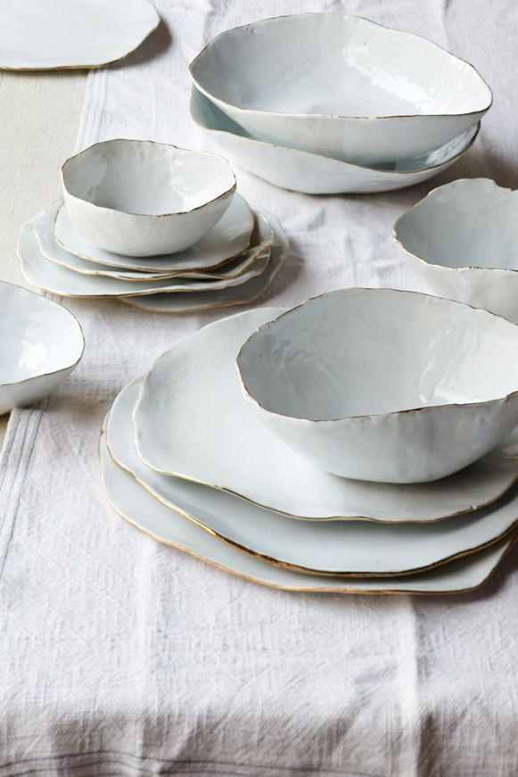 Artisanal Ceramic Plateware