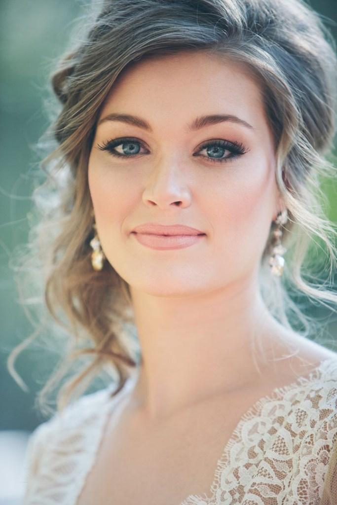 no makeup bridal makeup look