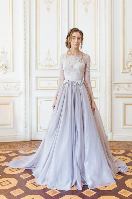 What The Color Of Your Wedding Dress Says About You