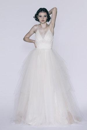 elizabeth dye lovejoy gown