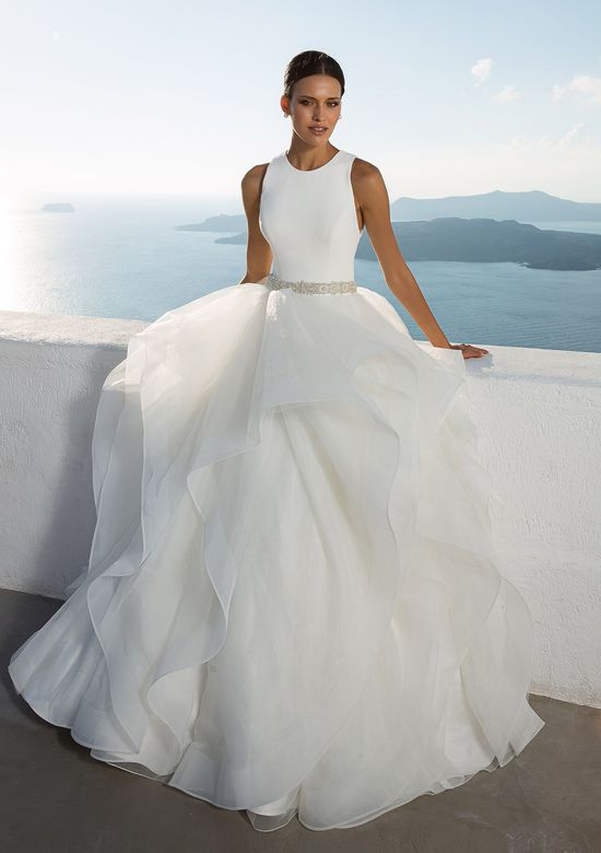 style 88023 justin alexander ball gown