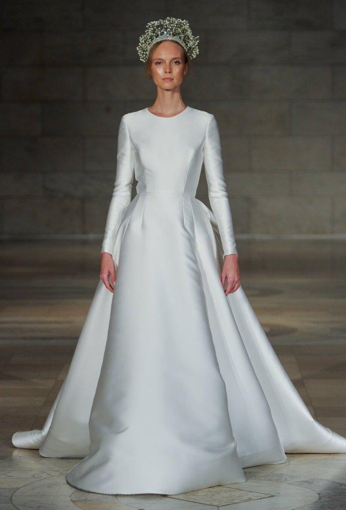 seem acra captivating wedding gown