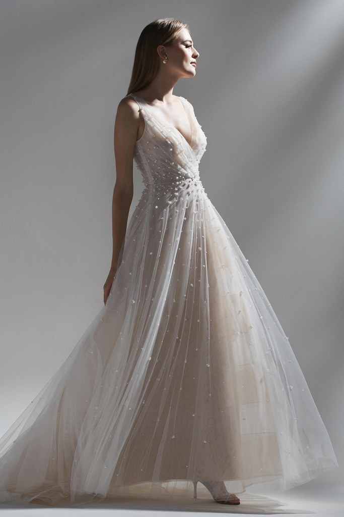 watters kodi ball gown
