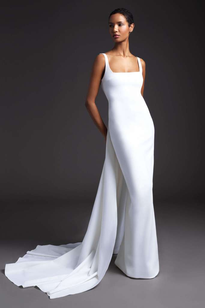 Cushnie wedding gown