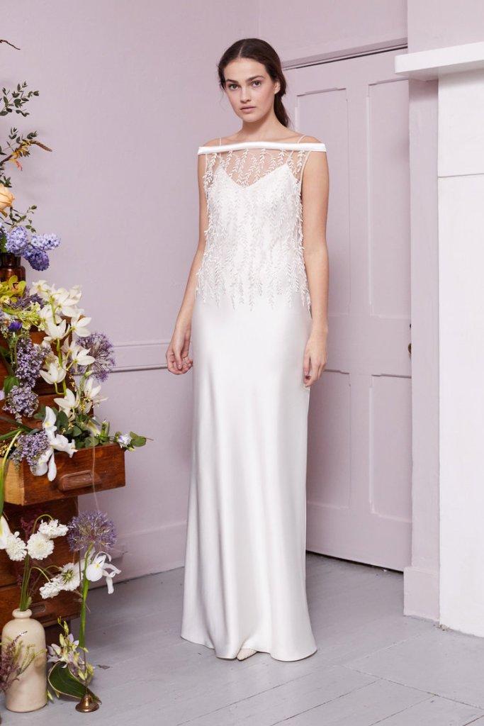 halfpenny London wedding gown