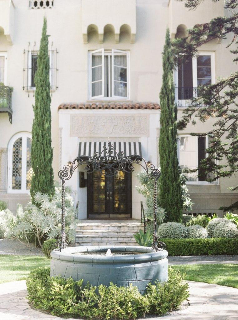Adamson House California wedding venue