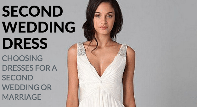 Choosing Dresses For A Second Wedding