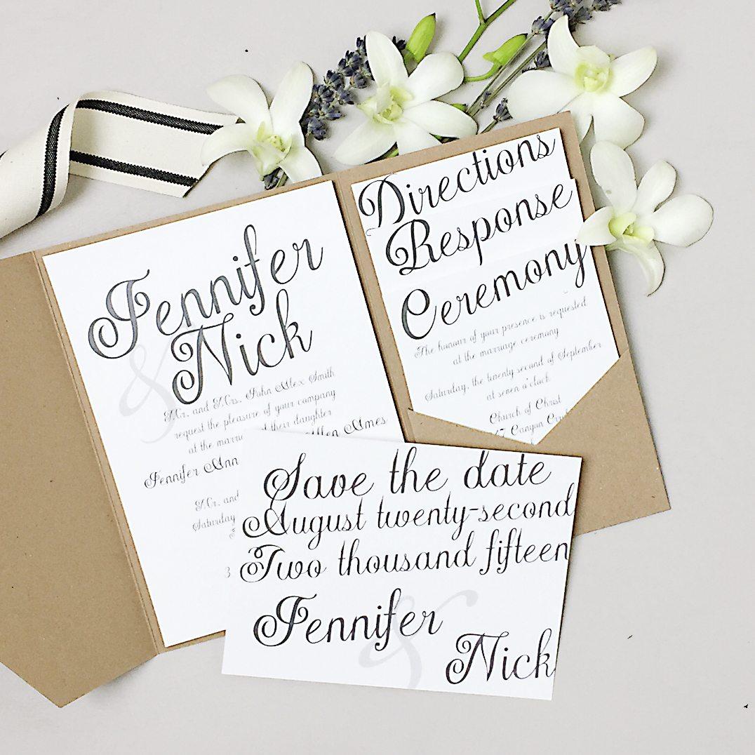 Wording Second Wedding Invitations