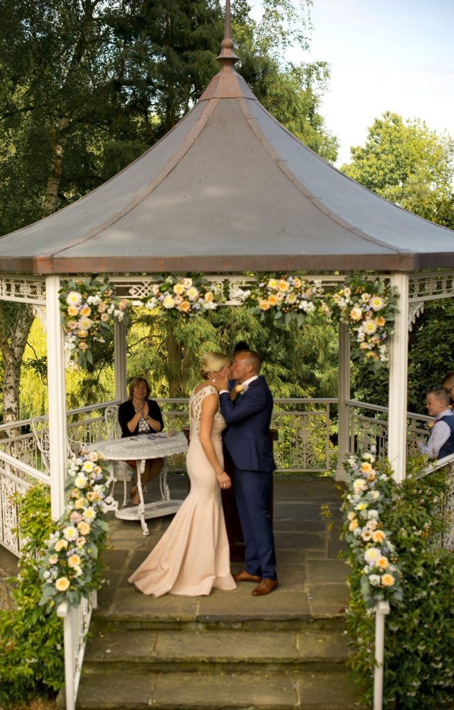 A Wedding at Pennyhill Surrey