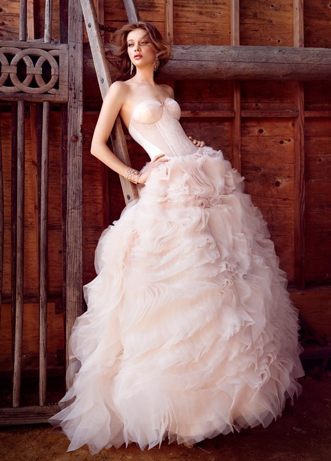 lazaro-bridal-ball-strapless-sweetheart-silk-satin-organza-corset-lace-sheer-cutouts-curved-chapel-3550_zm