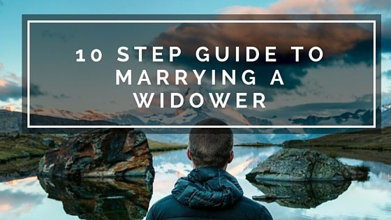 Having a relationship with a widow