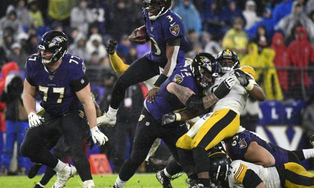 Roll With The Rookies: Baltimore Edition