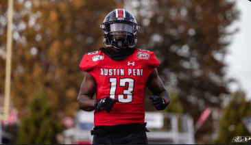 A Q & A With Austin Peay Defensive Back, Kordell Jackson