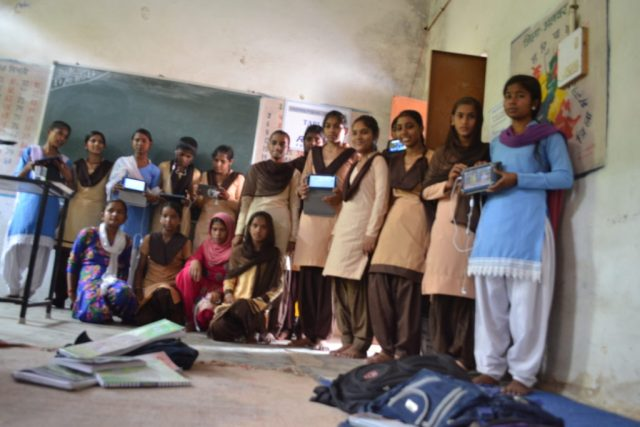 digital learning in government schools