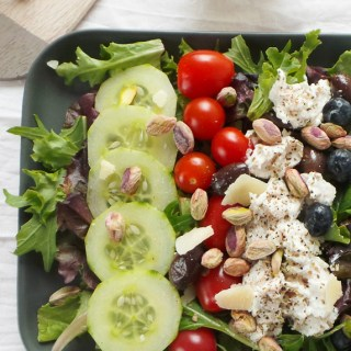 Feel Good Chicken Superfood Salad