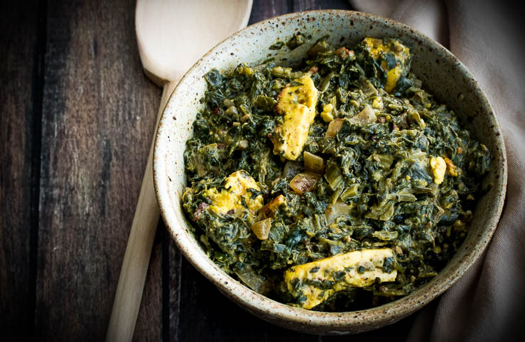 Easy Saag Paneer Recipe I Dream Of Food Low Carb Recipes