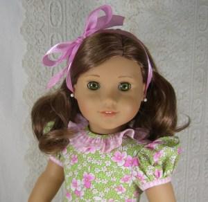 Rebecca, American Girl doll