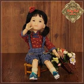 gigi from lonestar dolls