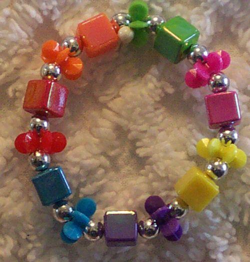 lady bug bracelt 2