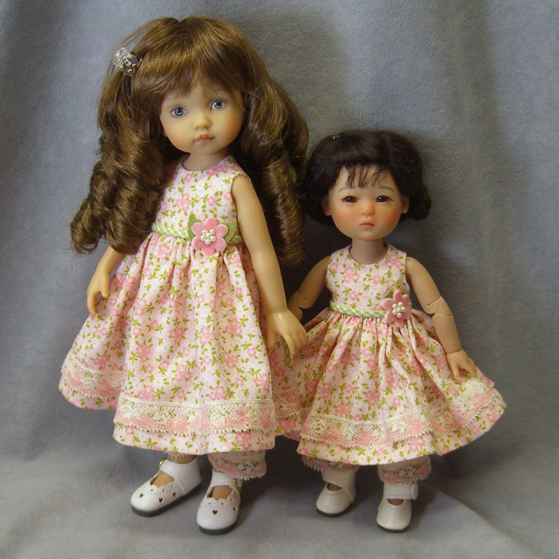 Noel Is A Boneka Effner Doll And Is  E  B Tall About Like Patsy Tonner Ten Ping By Ruby Red Galleria Is A Tiny Little Thing Standing Only  E  B Tall