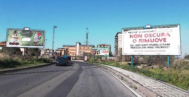 PUBBLICITA' – Impianti abusivi – Corte dei Conti – Abruzzo – Sentenza n. 50 del 4/5/2017 – Omessa vigilanza – Danno erariale – E' configurabile