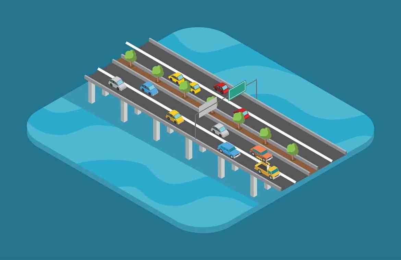 COSAP – Autostrade – Viadotti – Esenzione – Non dovuta – Riduzioni – Non si applicano – Cassazione – Sentenza 16395 del 10/6/2021