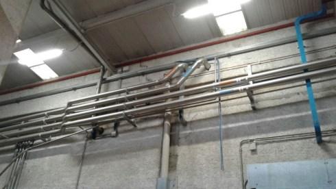 Tubi di collegamento torri evaporative