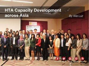 HTA capacity development across Asia