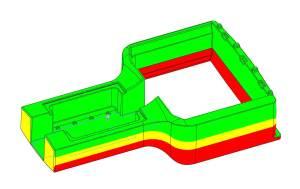CAD plastic