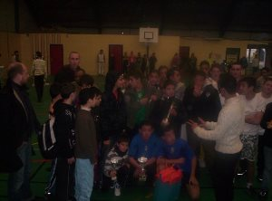 Tournoi footsalle 2007