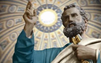 Pedro, apóstol de Jesucristo