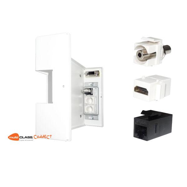 Caja MultiCLASS Connect (VGA+USB+AUDIO)