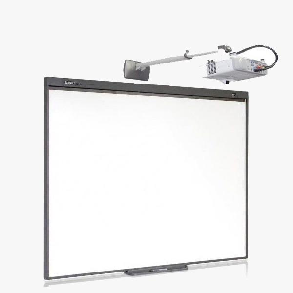 SMART Board SB480 + Proyector EPSON EB-530