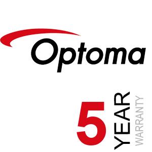 Extensión Garantía 5 años en Paneles Interactivos Optoma
