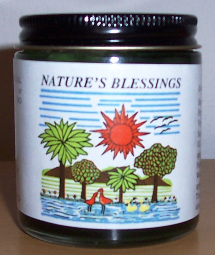 Natures Blessings Hair Pomade