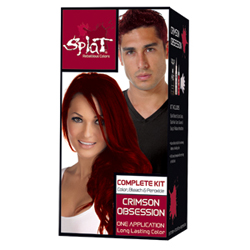 splat crimson obsession hair color review rachael edwards