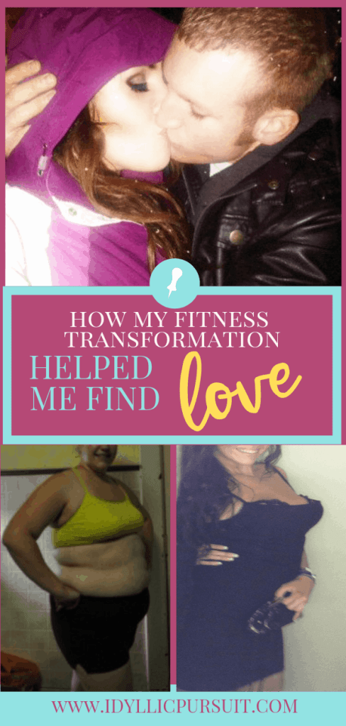 Fitness Transformation Helped Me Find Love