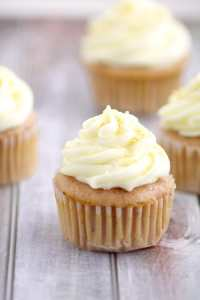 Strawberry Cheesecake Cupcakes and other strawberry recipes at www.idyllicpursuit.com